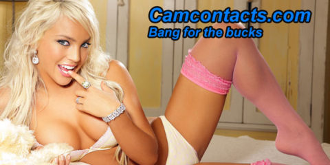 Camcontacts the cheapest cam sex site